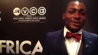AMVCAs -- Tope Tedela wins Best Actor Drama