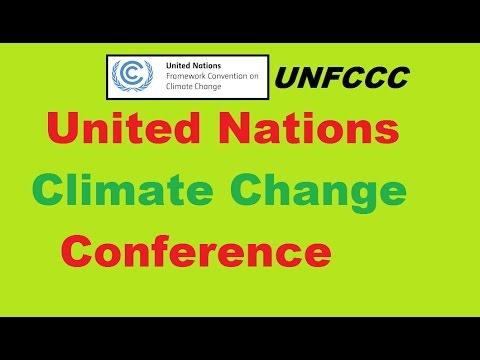 UN Climate Change Conference - UNFCCC Marrakech Climate Change Conference