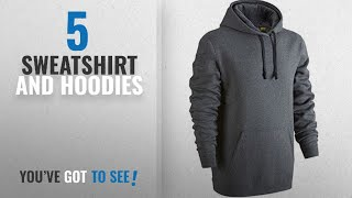 Top 10 Sweatshirt And Hoodies [2018]: Mens Classic Hoodie Sweatshirt Size XS To 6XL by Mig - Plain