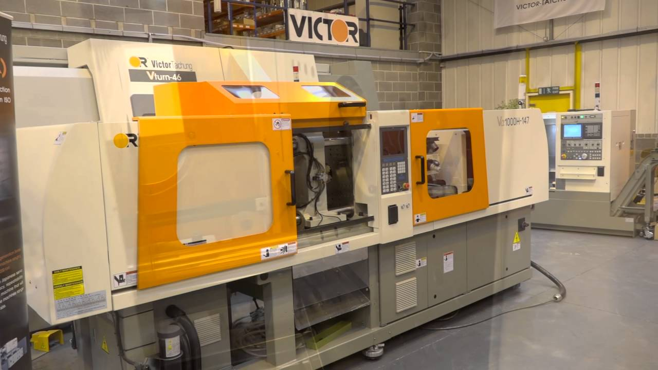 Injection moulding machine sales uk