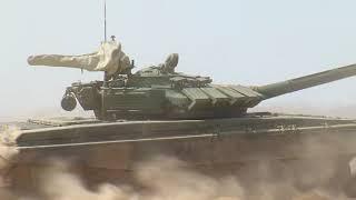 Курсанты ДВОКУ готовятся к всемирно известному «Танковому биатлону»