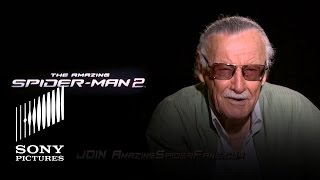 The Amazing Spider-Man 2 - A Message from Stan Lee!