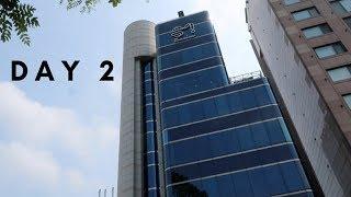 KOREA VLOG DAY 2 (WE SAW JACKSON, TWICE, JYP, AND STRAY KIDS. SM Building, COEX Artium, K-Star Road)