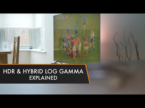 HDR & Hybrid Log Gamma Explained | Everything You Need to Know!
