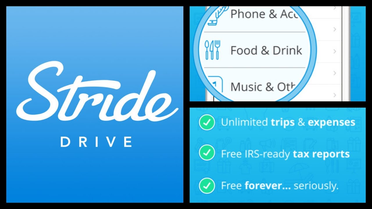 Uber Drivers How To Save $1000s In Taxes With The Stride Drive App