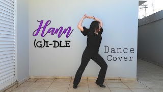 [1theK Dance Cover Contest] (G)I-DLE((여자)아이들) _ HANN (Alone)(한(一)) DANCE COVER