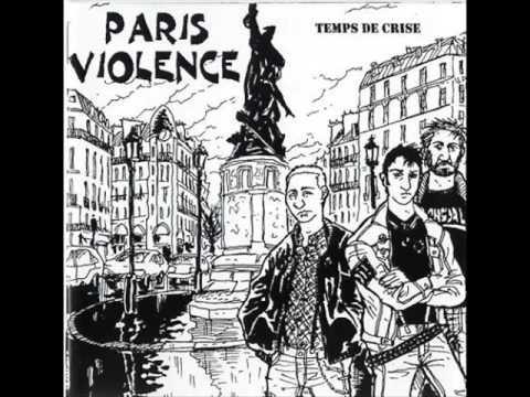 Paris Violence - Des Nuits Entières