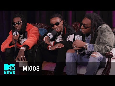 Migos on Scotty 2 Hotty Being the Inspiration for 'Too Hotty' | MTV News