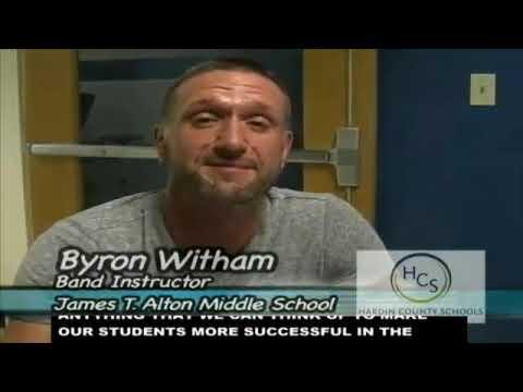 James T. Alton Middle School Spotlight