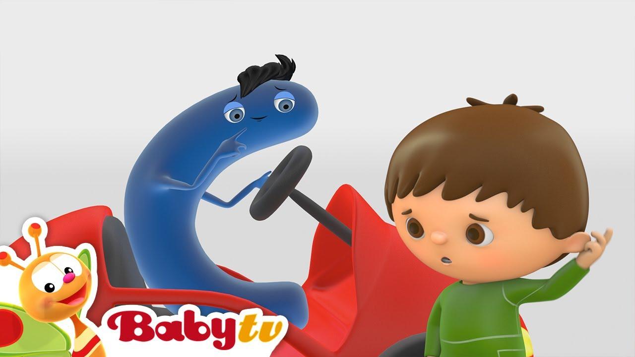 查理&字母 | BabyTV 中文
