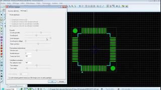 Proteus PCB - ARES - Import de package de composant [Multipower - Education & Pros]