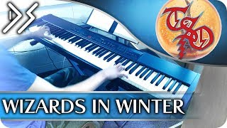 """Trans-Siberian Orchestra - """"Wizards in Winter"""" [Piano Cover] 