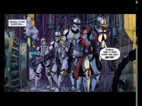 Star Wars Purge   The comic-to-video adapt. Revisited