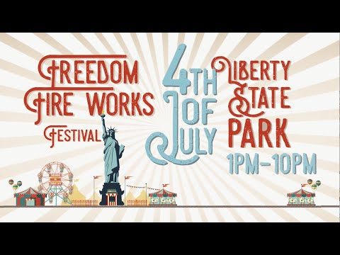 Jersey City Freedom and Fireworks Festival