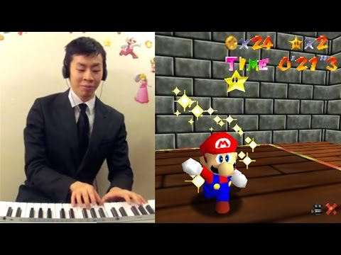 Super Mario 64 Medley Performed by Video Game Pianist™