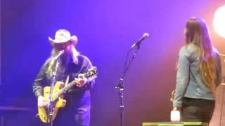 "Chris Stapleton - ""Midnight Train to Memphis"" Live at Loufest 2016"