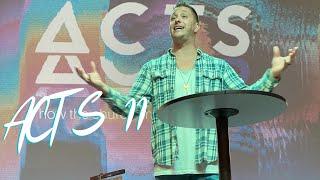 Acts 11 - Religious Spirts | The Bridge Church