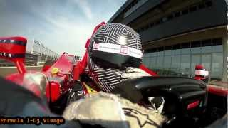 Formula 1 - Dj Visage ( Video No Oficial ) HD