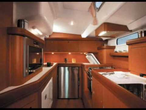 Charter sailing yacht Beneteau 57 in Greece.wmv