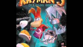 Rayman 3 Soundtrack- Mecha-legs Bossfight.wmv