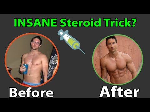 "How to Build Muscle Fast | The ͞""Steroid Trick͟"" to Gain Muscle mass FAST AF!"