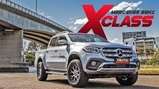 MERCEDES BENZ X-CLASS // Mercedes Benz Wheels and Tyres  | AutoCraze 2018