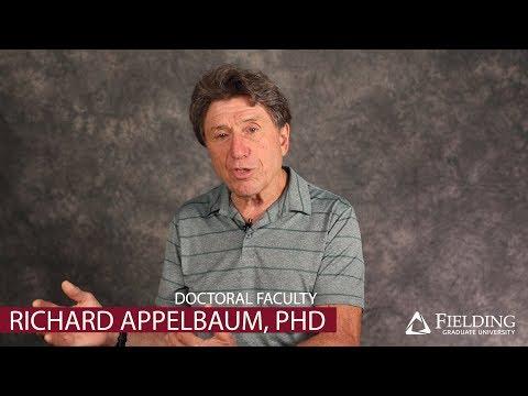 Fielding Graduate University Sustainability Leadership | Doctoral Faculty | Richard Appelbaum, PhD