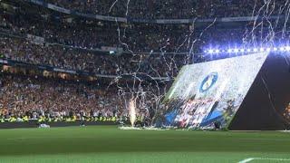 Ligue des CHampions: Bernabeu exulte après la victoire du Real