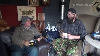 Gardening channel : Meeting Dave's Allotment | SEAN'S GARDEN TRAVELS