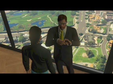 SEXUAL ADVANCES! - Grand Theft Auto 5