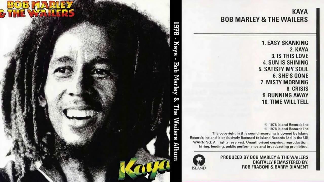 Bob Marley Kaya 1978 Full Album - YouTube