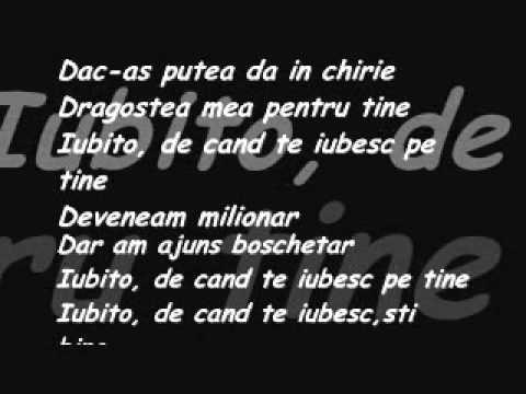 C I A  Daca as putea {VERSURI} , By Khida