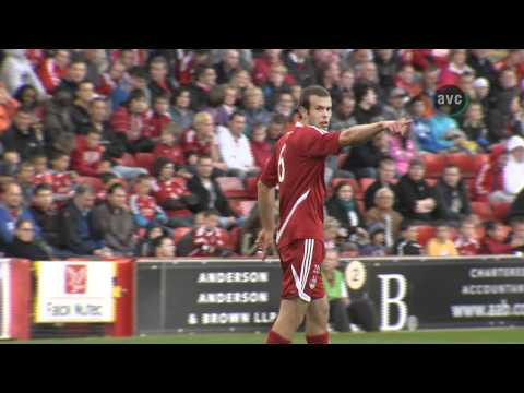 AVC Darren Mackie Testimonial Tribute - Aberdeen Football Club