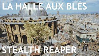 AC Unity - La Halle aux Blés - Stealth Reaper (4k/60fps)