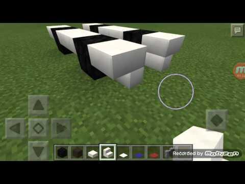Cara Membuat Mobil Di Minecraft