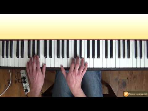 Foolish games - Jewel - piano et accords