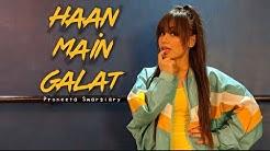 Haan Main Galat : Love Aaj Kal | Kartik | Sara | Pritam | Arijit | Shashwat | PRONEETA VIJAY