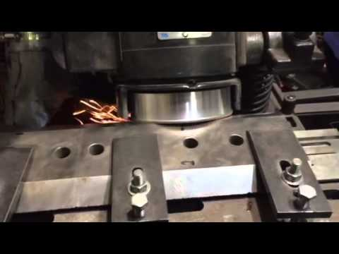 Chipper Blade Sharpening - YouTube