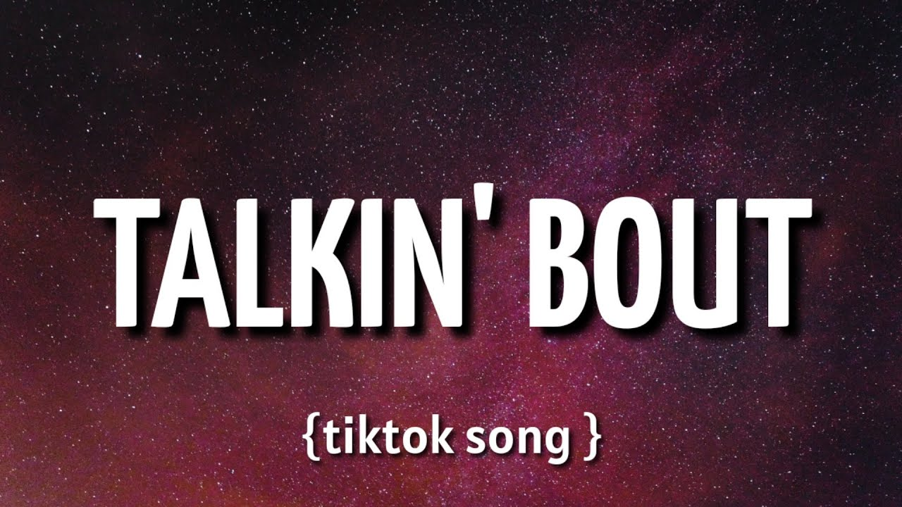 """Download Loui - Talkin' Bout (Lyrics) Ft. Saweetie """"What's your sign? What it is? I'm a cancer [Tiktok Song]"""