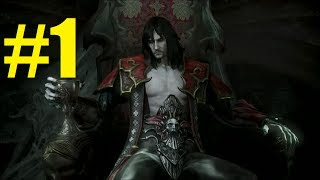 Castlevania Lords Of Shadow 2 Walkthrough Part 1 (PC Max Settings)