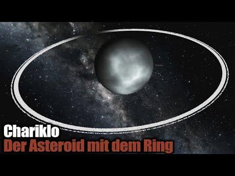 Chariklo - Der Asteroid mit dem Ringsystem