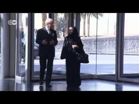 Deutscher Architekt baut in Saudi-Arabien | Kultur 21