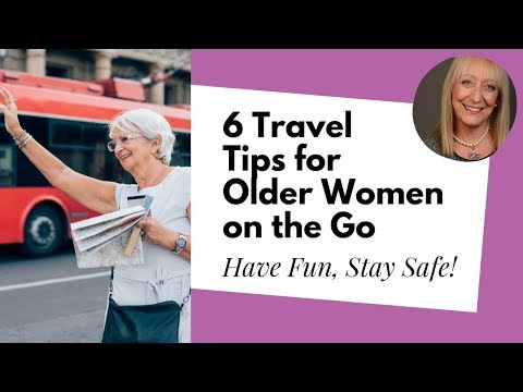Senior Travel Tips | Nancy Parode