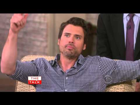 3/25/13 Young Restless The Talk 40 Years Y&R Pt 2