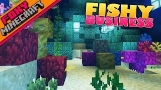 Minecraft | AQUARIUM | Foxy's Bedrock Survival [53]
