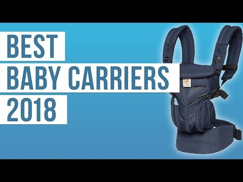 BEST Baby Carriers of 2018! Ergobaby, BabyBjorn, XOXO & more