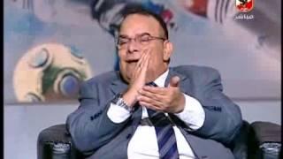 """حامد عز الدين """"عبد العزيز عبد الشافى مثل اخلاق ومبادىء الاهلى"""""""