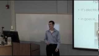 Sustainability Leadership Presentation Series | October 3, 2013