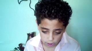 Daniel's Hair-Saturday night fever