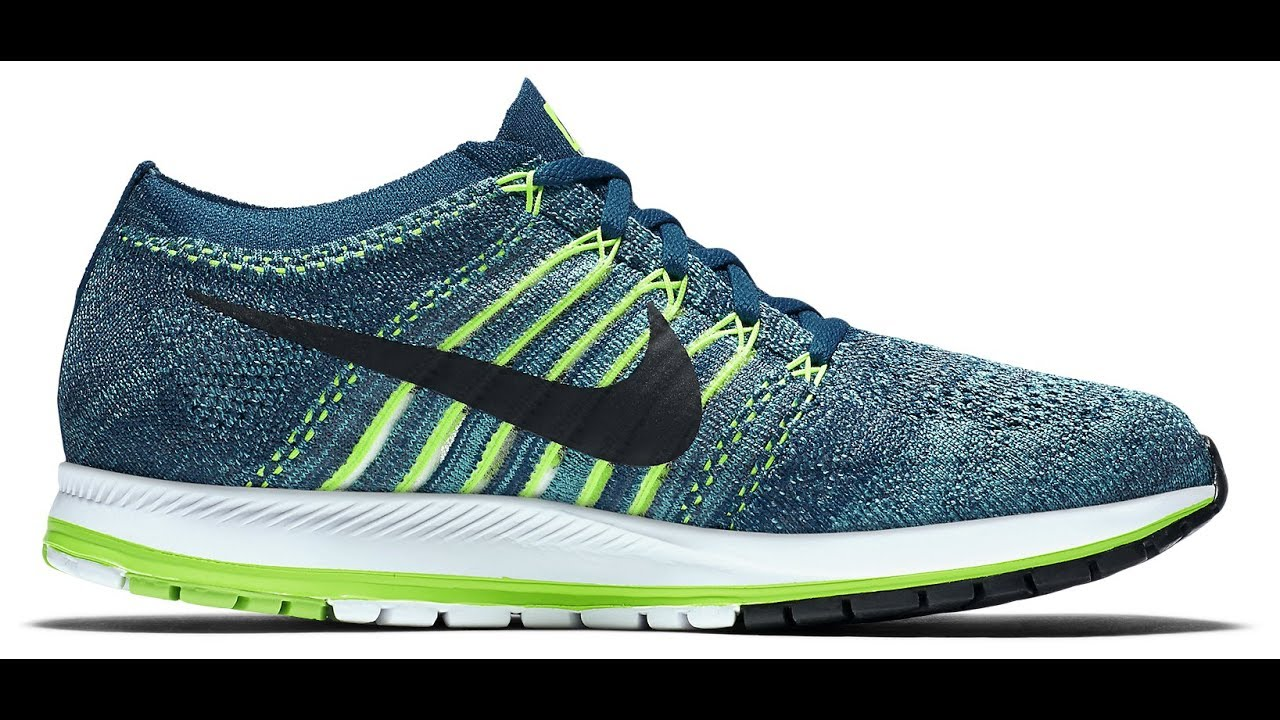 f3ded54607536 Nike Zoom Flyknit Streak 6 Running Shoes Review Unboxing style  835994 400